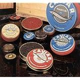 Beginner's Caviar Sampler Gift Set - Bowfin, Whitefish, Salmon, Lumpfish, and Capelin