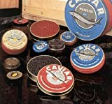 Beginner s Caviar Sampler Gift Set - Bowfin, Whitefish, Salmon, Lumpfish, and Capelin