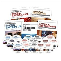 2014 NEC Journeyman Comprehensive Electrical Exam Prep Library, Mike Holt