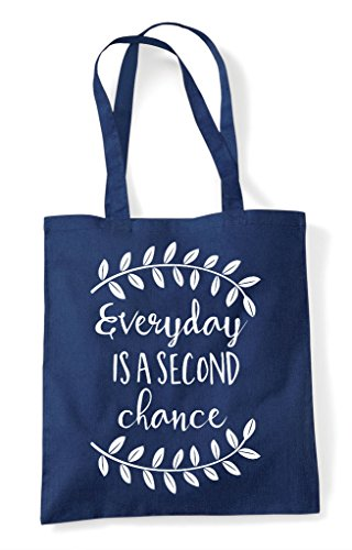 Shopper Bag Second Everyday Tote Chance Navy Is A Statement wZqfOf0Yx