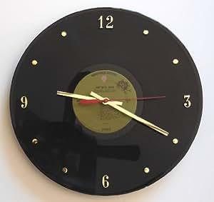 Grateful Dead Vinyl Record Clock 30 5 Cm Reloj De Pared