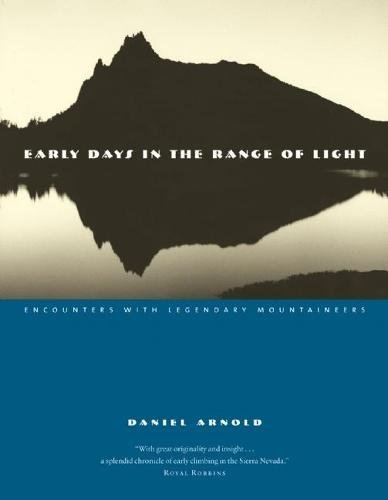 early days in the range of light - 1