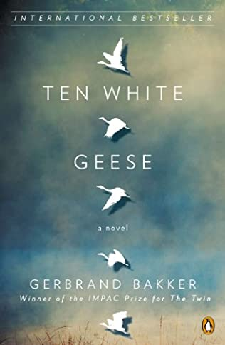 book cover of Ten White Geese