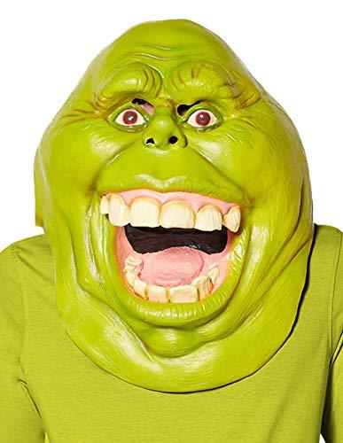 Spirit Halloween Slimer Mask - -