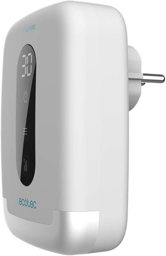 Cecotec TotalPure 3000 Ozone Generador de ozono dom/éstico de 600 MG//h con Temporizador 60 Minutos