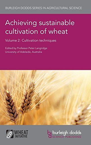 Achieving sustainable cultivation of wheat Volume 2: Cultivation techniques (Burleigh Dodds Series in Agricultural Science)