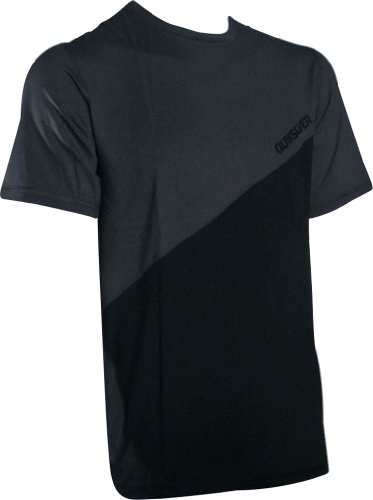 퀵실버 Quiksilver 50/50 SS Surf Shirt - Black