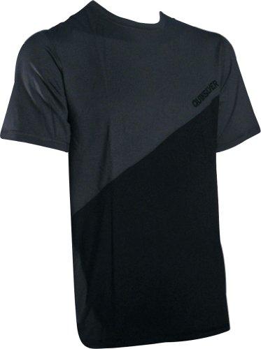 퀵실버 Quiksilver 50/50 SS Surf Shirt - Black