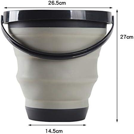 Jltx-my 屋外の旅行のためのリトラクタブル洗面器家庭用プラスチック洗面折り畳み式携帯洗面器 (色 : A)