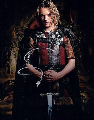 Jamie Campbell Bower Signed 8x10 Photo w/COA Mortal Instruments Jace #6 (Mortal The Instruments Jace)