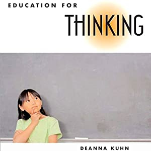 Education for Thinking Audiobook