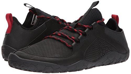 Homme Cuir Vivobarefoot Noir Trek Chaussures Black Primus 7wtInqf8x8