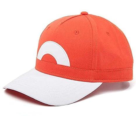 for-collectors-only Pokemon Cap Ash Ketchum Gorro Béisbol Gorra ...