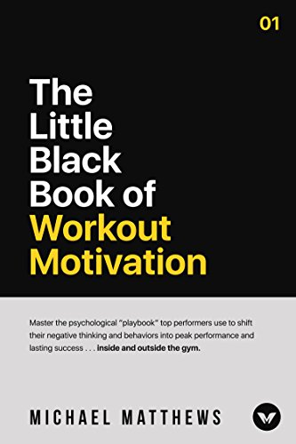 The Little Black Book of Workout Motivation by Oculus Publishers