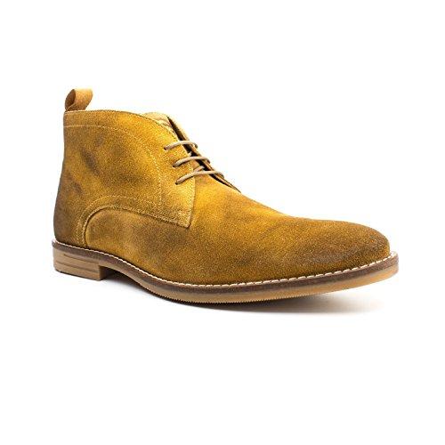 Base London Dore - Botas Hombre Mustard