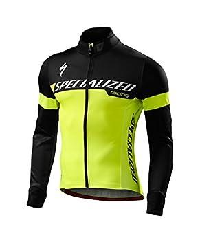 "Specialized Hombre Bicicleta Chaqueta Element 1.0 "", Neon Yel/BLK, Extra-"