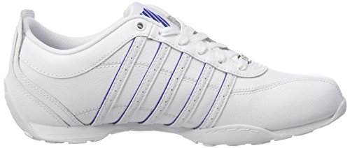 manchester great sale for sale K-Swiss Men's Arvee 1.5 Trainer White / White / Classic Blue sale free shipping 6MMrhO5PD