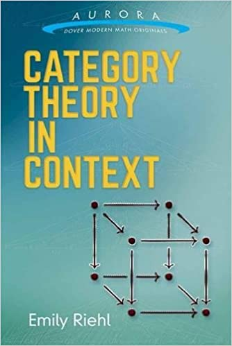 Category theory in context aurora dover modern math originals category theory in context aurora dover modern math originals emily riehl 0800759809035 amazon books fandeluxe Choice Image