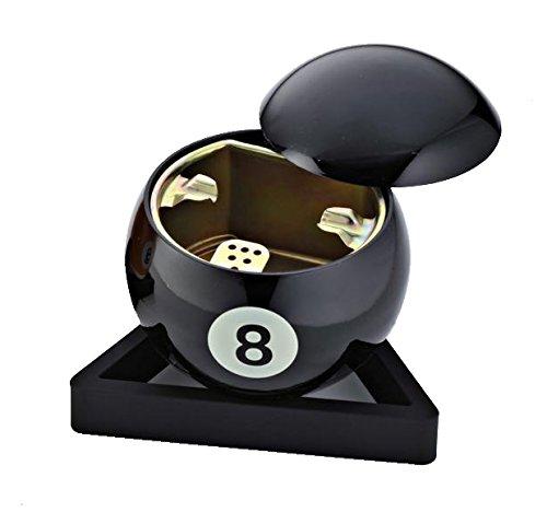 billiard 9 ball orange 8