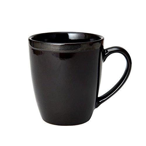 (Gourmet Basics Jade Mug, 12-Ounce)