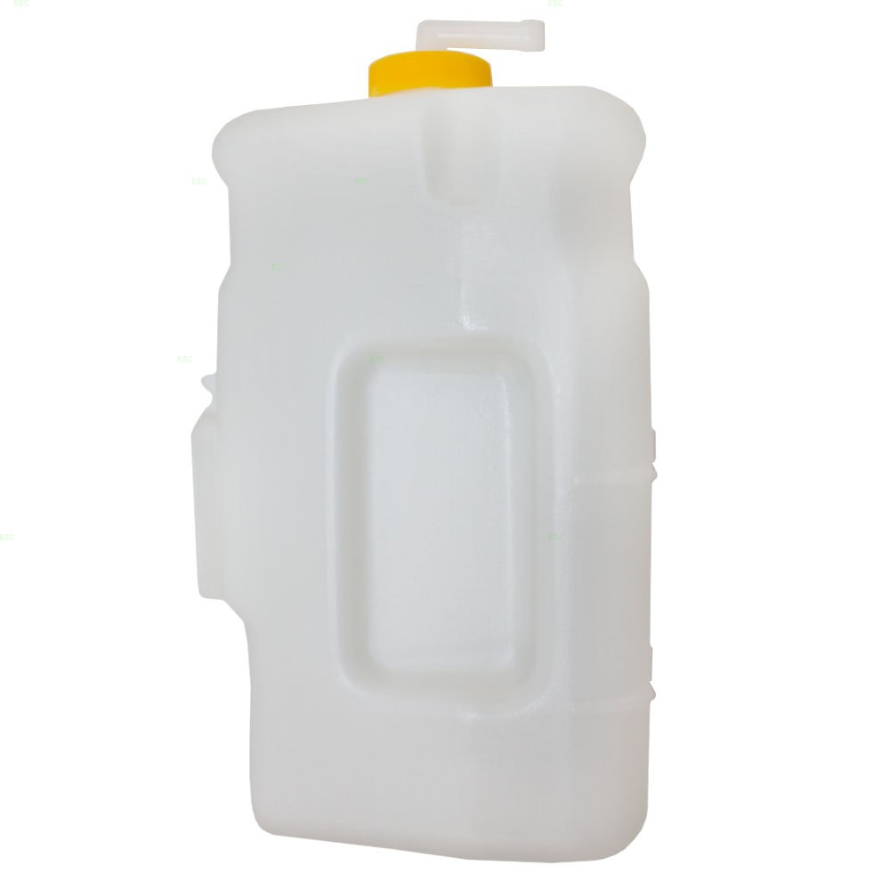 Coolant Overflow Tank Recovery Bottle Expansion Reservoir with Cap Replacement for Honda 19101PT0000