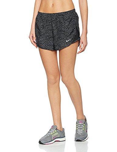 """Nike Women's 3"""" Tempo Modern Embossed Running Short (Large)"""