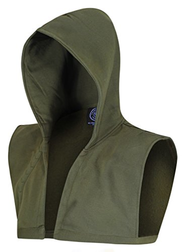 The Cosplay Company Green Arrow Hood (Green) -