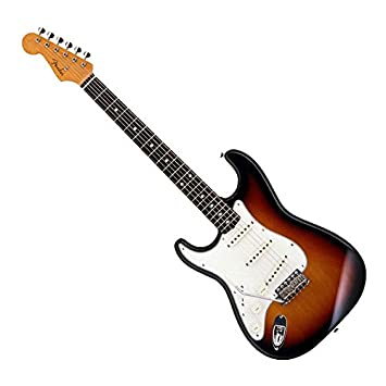 Guitarra eléctrica Fender Stratocaster 62 estilo japonés de madera de Japón ST62/LH 3TS