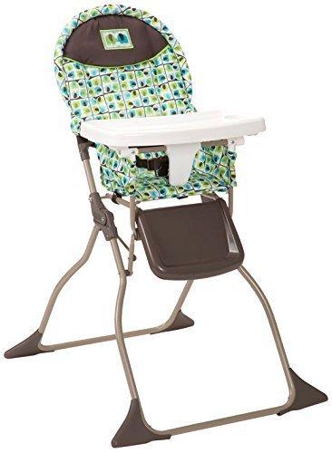 Cosco Simple Fold High Chair, Elephant Squares by Cosco [並行輸入品]   B01AL4HFA2