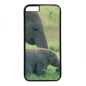 Baby Elephant Theme Iphone 6 Case (4.7inch) by Maris's Diary