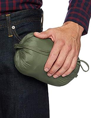 Amazon Essentials Men's Lightweight Water-Resistant Packable Puffer Jacket