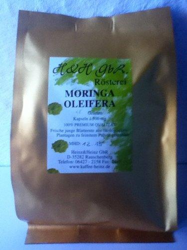 Inserciones de hojas MORINGA OLEIFERA - Polvo 100% pantalla 800 G: Amazon.es: Alimentación y bebidas