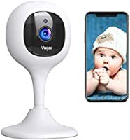 Voger VP230 Baby Monitor Pet WiFi Camera 1080P Two Way Audio Indoor Security Camera with Motion Detection Night Vision,...