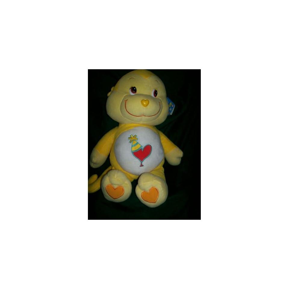Care Bears PLAYFUL HEART MONKEY Cuddle Pillow Plush