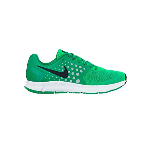 Nike Herren Zoom Span Grün Laufschuhe 852437 301