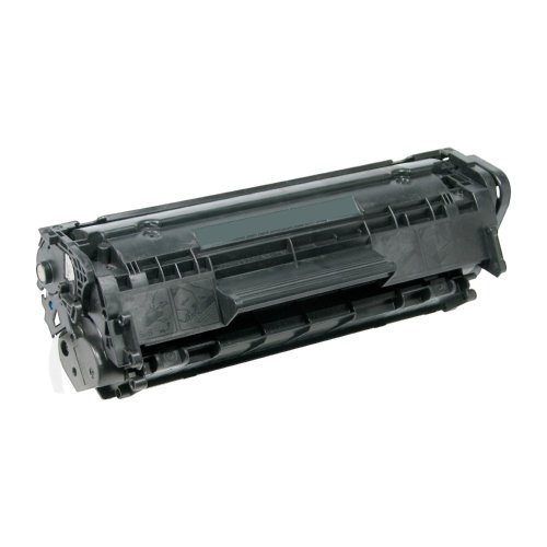 HP Q2612A (HP 12A) Black Toner Cartridge compatible with the HP LaserJet 1010/ 1020/ 3010/ 3030. Yield 2000 Pages (3010 Laser Printers)