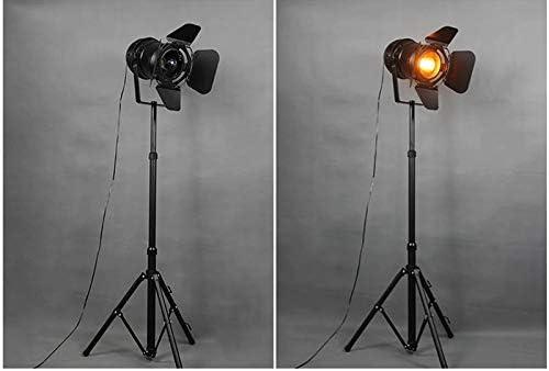 camera da letto Vintage regolabile Cinema lampada da tavolo E27 per soggiorno ufficio camera da letto cortile Beautiful Floor lamp Lampada a stelo a tre gambe