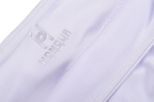 Femme Pliss Uni Short XL Tennis Jupe Courte Jupe Skort Blanc HonourSport XS de BxOqPwn