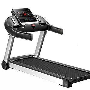 Well-Being-Matters 41IGfBhe4xL._SS300_ CffdoiPBJI Folding Ttreadmill, 10.1 inch Display Screen Electric Foldable Mini Treadmill Sit-Up Function Gradient…
