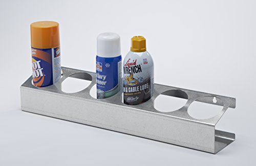 Aerosol Can Storage Rack by Sporty's
