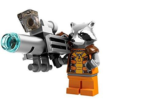 LEGO GOTG Minifigure - Rocket Raccoon
