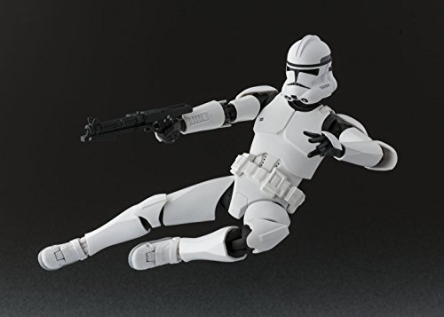 S.H. Figuarts Star Wars Clone Trooper Phase 2 about 150mm ABS & PVC painted action figure