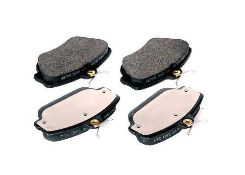Performance Friction Corporation 598.20 Carbon Metallic Brake Pads