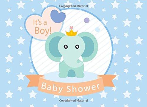baby shower journal - 8