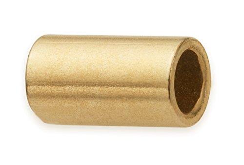 Gold Filled Bead Crimp (200 Pieces 14Kt Gold Filled Crimp Beads 2x3 mm)