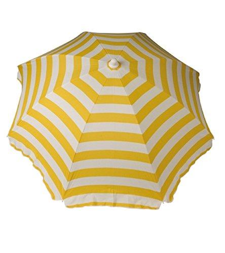Oliasports Cabana Stripe Beach Umbrella