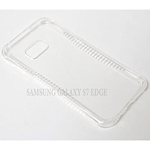 iCaseAir 2016 Newest Flagship Premium Tight Skin Case Protection for Samsung Galaxy S7 Edge(Clear) Sales