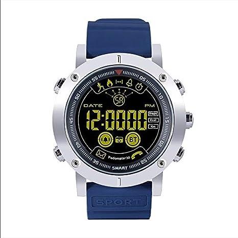 Amazon.com: New Bluetooth Smart Watch iOS Waterproof Relogio ...