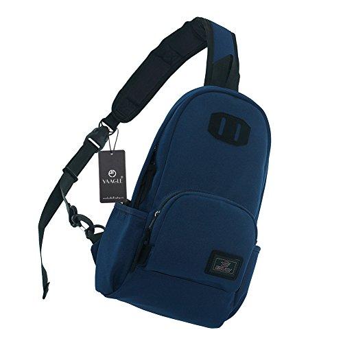 YAAGLE Waterproof Colorful Printing Outdoor Biking Travel Shoulder Bag Backpack