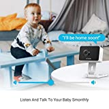 Zmodo Mini Pro 1080p Indoor Home Security Camera
